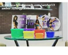 Want to change your body in 21 days, quit counting calories and eat healthy portions?  The 21 Day Fix!!!!