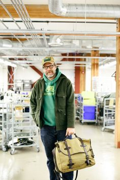 30 Years in Filson: A Musician's Story - Filson Life Oh John Roderick, you handsome raconteur you.
