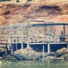 Benirras beach #ibiza #villas