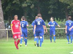 1. Spieltag: Woltersdorf