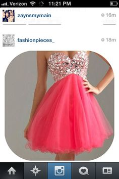 Cutest home coming dress I want <3