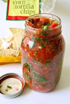 Recipe for Pico De Freakin Licious - Not only is this my favorite snack food of all time, you can't go wrong here. I mean, it's healthy, AND it tastes oh so good. Seriously, just make it!!