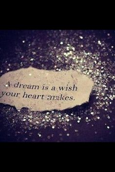My heart makes wishes that don't seem like they'll ever come true... :/