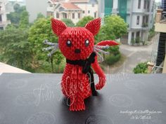Origami Art, Tutorials, Diagrams, How to, Large Community of Origami Artists from around the world Origami Cat, Origami Artist, Paper Crafts, Diy Crafts, Free Pattern, Teddy Bear, Album, Cat Stuff, Zodiac