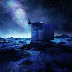 The World Before I Go To Sleep: Freedom is not a Dream || Caras Ionut || http://carasdesign.com/