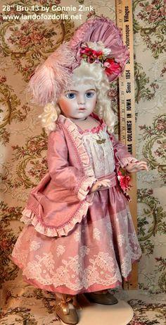 """Land of Oz Dolls: 28"""" Bru 13 Costuming Seminar Coming to Land of ..."""
