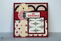 Stampin' UP! Artistic Etchings