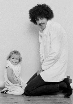 Phil and Sarah Lynott 1978