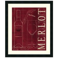 ''Wine Blueprint II v2'' Framed Wall Art, Black (390 AUD) ❤ liked on Polyvore featuring home, home decor, wall art, decor, black, framed wall art, black home decor, wine wall art, black framed wall art and blueprint wall art