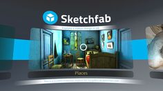 Sketchfab launches virtual reality app to show off shareable 3D content platform