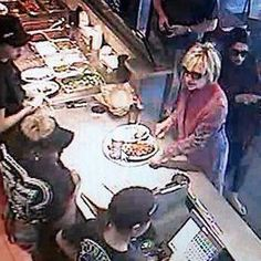 'Not The Onion': Politico writes '1000+ word article' on who made Hillary's burrito. [Nothing on emails or Benghazi]