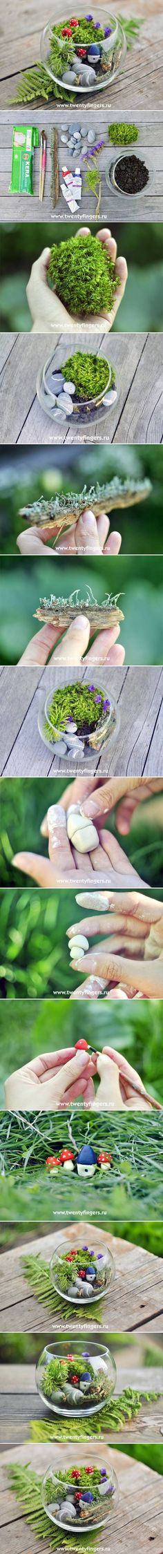 DIY Small Evergreen