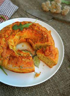 Cake au crabe - Un délicieux cake qui sent bon les vacances, aux saveurs de la mer