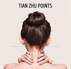 Puntos Tian Zhu
