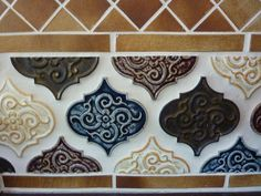 Kitchen tile.