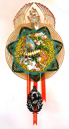 The Mixed Media Art of Hilary White Hilary White was raised in Gainesville, Florida, and later spent a large part of her artistic career in Philadelphia. She received a portfolio scholarship to attend the Savannah College of Art and Design and. Mixed Media Art, Savannah Chat, Dream Catcher, Gainesville Florida, Philadelphia, Artist, Connect, Career, College