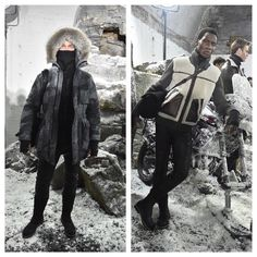 Belstaff | #LFW ❄️❄️ #fur #fashion #belstaff #furinsider #thefurinsider #menswear2016 #fall2016 #london #londonmenscollection #style #trends #chic #design #runway #collection #wiw #ootd #lotd #blog #fashionblog #blogger
