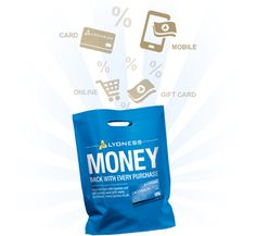 Are you receiving Cash Back with all your purchases? If not, you are giving your money away. Get your Free Lifetime Loyalty Membership today.