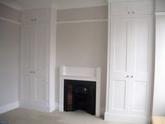 custom-built wardrobes