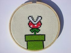 Stitch I just love Mario. I can't help it.I just love Mario. I can't help it. Mini Cross Stitch, Cross Stitch Kits, Cross Stitch Charts, Cross Stitch Designs, Kawaii Cross Stitch, Funny Cross Stitch Patterns, Cross Stitching, Cross Stitch Embroidery, Embroidery Patterns