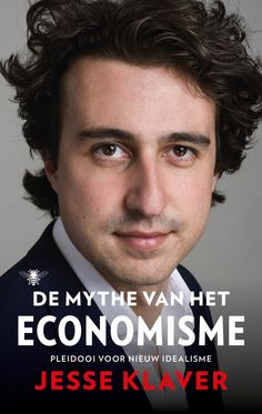 De mythe van het economisme - Jesse Klaver; getipt in DWDD van 11 september 2015