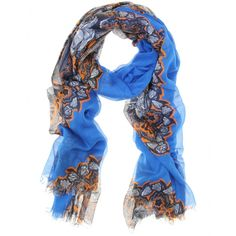 mytheresa.com - Stella McCartney - PRINT SCARF - Luxury Fashion for Women / Designer clothing, shoes, bags