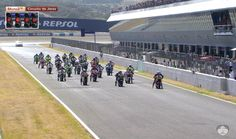 From Vroom Mag... Video: CEV Repsol, Jerez, Race highlights: Moto2