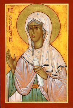 Righteous St Sarah