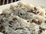 Caribbean Rice and Beans Recipe : Robert Irvine : Recipes : Food Network