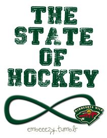Minnesota Wild... This is awesome!