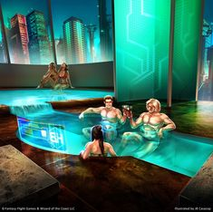 Android: Netrunner - Sontaneous Corporate Retreat by jbcasacop on DeviantArt