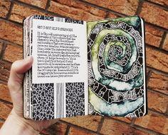 Moleskine 02, #039, Rebecca Blair