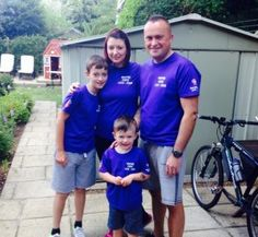 Our St. Alban's Estate Agency Manager Glynn Pope took on a cycle challenge this weekend to raise money for Wayne's Fund in memory of his brother. The family set up the charity ten years ago and in that time, have raised and donated £90,000 of equipment and training to raise awareness of SADs. Give them a 'like' and spread the word.