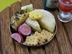Cheese, Figs and Biscuits | Flickr - Photo Sharing!
