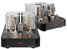 Ayon Vulcan II amplifier