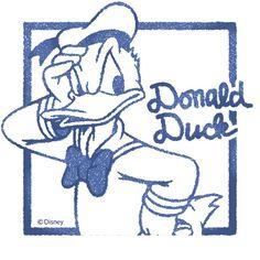 Donald Duck, DONALD DUCK!