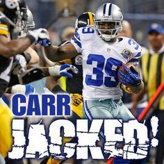 B. Carr #39