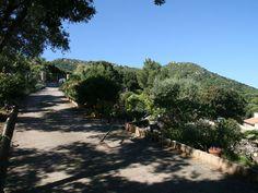 Abritel location appartement à l' Ile Rousse - Appartement en maison rez de jardin vue panoramique sur mer et campagne.