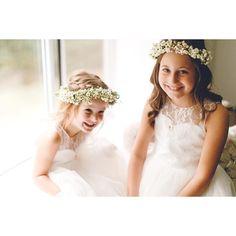 fabulous vancouver florist  flower girls! #flowercrown #waxflower #theflowercollective #vancouverwedding #flowergirls #spicyandkirz by @theflowercollective  #vancouverflorist #vancouverwedding #vancouverflorist #vancouverwedding #vancouverweddingdosanddonts
