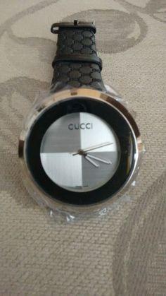 Veja nosso novo produto Relógio GUCCI! Se gostar, pode nos ajudar pinando-o em algum de seus painéis :)