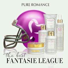 Pure Romance Fantasy Skin Care