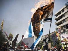 Anti-Israel cartoon contest opens in Tehran - The Express Tribune