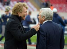 Iconic rock star Jon Bon Jovi could be looking to buy the Buffalo Bills | Shutdown Corner - Yahoo Sports