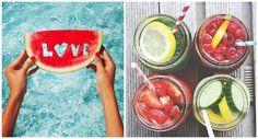 Kaum Kalorien: Die 20 wasserreichsten Lebensmittel