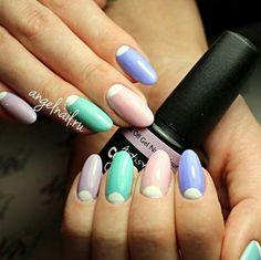 Pastel Nail Art using Artistic Colour Gloss available at Louella Belle Artistic Colour Gloss, Pastel Nail Art, Uk Nails, Salon Services, Professional Nails, Pretty Pastel, Fashion Story, Pastels, Salons