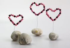 Simply make great decorative hearts for your own home! In this guide … - Kids Crafts Ideas Diy Crafts To Do, Valentine's Day Crafts For Kids, Mothers Day Crafts, Food Crafts, Creative Crafts, Yarn Crafts, Valentines Day Gifts For Him, Valentines Day Party, Valentine Day Crafts