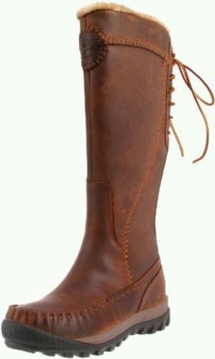 Bought these AWESOME timberland Mount Holly Knee high boots!! :) wearing them now!