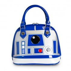 Loungefly R2-D2 handbag - front