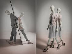 Blend collection by Hans Boodt Mannequins » Retail Design Blog