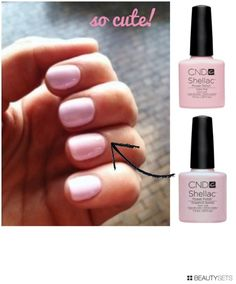 cake pop is just the cutest pale pink shade that nails the ice cream tend without being overly sugary. To finish off her manicure to perfecti...